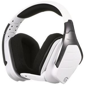 G933rWH ホワイト  Logicool G ゲーミングヘッドセット ワイヤレス 無線 Dolby 7.1ch ノイズキャンセリング マイク 付き|kadenfamiliar