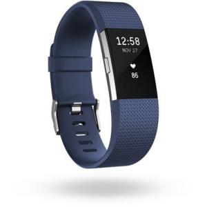 FB407SBUS-JPN   Fitbit Charge2 フィットネストラッカー  Blue Sサイズ|kadenfamiliar