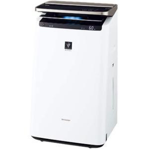 KI-NP100-W  ホワイト 加湿空気清浄機|kadenfamiliar