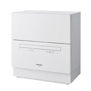 パナソニック 食器洗い乾燥機 NP-TA3-W(ホワイト)(キャッシュレス5%還元)