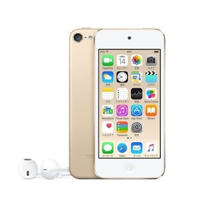 apple アップル iPod touch MKH02J/A 16GB ゴールド|kadennotomo