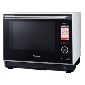 【簡易梱包】Panasonic スチームオーブンレンジ NE-BS1300-W(ホワイト)ビストロ|kadenselect