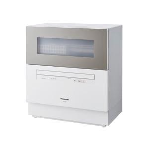 【簡易梱包】パナソニック 食器洗い乾燥機 NP-TR9-T(ブラウン)エコナビ搭載 食洗機|kadenselect