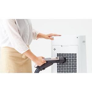 シャープ 加湿空気清浄機 KI-GS70-W(ホワイト系)  PM2.5対応|kadenselect|04