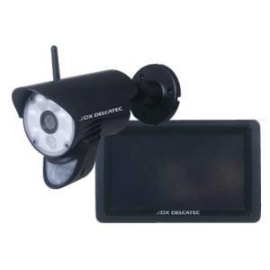 DXアンテナ WSC610S ワイヤレスカメラ 防犯カメラセット 当店在庫限り|kadenselect