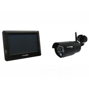 5月31日入荷分 マスプロ 防犯カメラ 屋外 モニター&ワイヤレスHDカメラセット WHC7M2|kadenselect