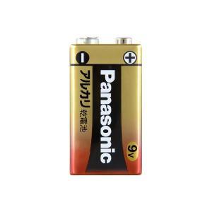 アルカリ乾電池 9V角形  6LR61XJ/1B|kadensentai