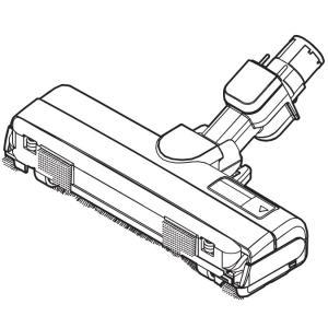 Panasonic 掃除機 MC-BU500J-T用 床ノズル AMV85P-LH08 パナソニック|kadensentai