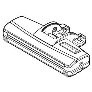 Panasonic 掃除機 MC-JP510G MC-JP520G MC-SJPS520G MC-JP500G MC-JP500GS用 親ノズル AMV99R-J707 パナソニック|kadensentai