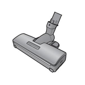 Panasonic 掃除機 MC-SR550G用 床ノズル AVV85P-PM0K パナソニック