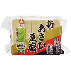 旭松食品 E464784H 旭松 新あさひ豆腐 5個入ポリ(82.5g)