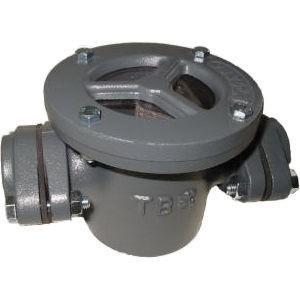 東邦工業 S-40_ TB式FC製砂取器40 (S40_)|kadenya