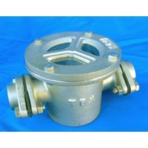 東邦工業 SCF-25_ TB式ステンレス製砂取器25 (SCF25_)|kadenya