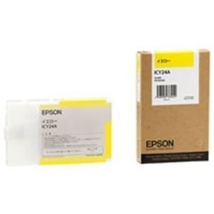 <title>ds-1734598 業務用10セット EPSON エプソン インクカートリッジ 純正 ICY24A 在庫一掃売り切りセール イエロー 黄 ds1734598</title>