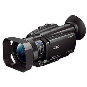 【納期目安:3週間】ソニー FDR-AX700 デジタル4Kビデオカメラレコーダー 光学12倍ズーム...