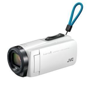 ビクター GZ-R470-W 防水防塵と耐衝撃・耐低温対応のハイビジョンメモリービデオカメラ 32GB EverioR(シャインホワイト)|kadenya