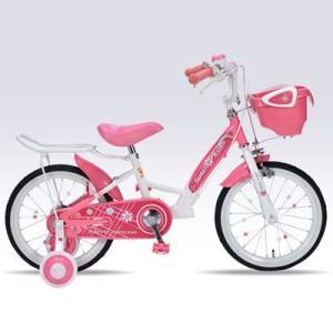 【納期目安:05/中旬入荷予定】マイパラス MD-12-P 子供用自転車16 (ピンク) (MD12P)|kadenya