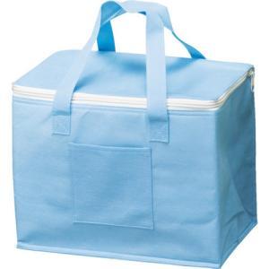 ●丈夫な不織布タイプの保冷バッグです