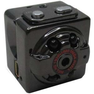 ブロードウォッチ MCAM-TF-1080P 超小型 赤外線LED搭載 動感センサー付 サイコロビデオカメラ (フルハイビジョン) (MCAMTF1080P)|kadenya