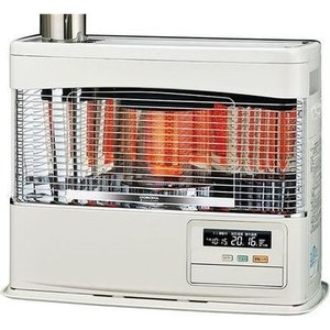 コロナ SV-7018PR-W ポット式輻射 PRシリーズ<別置きタンク式(別売)>【暖房のめやす:木造18畳/コンクリート29畳】 (SV7018PRW)|kadenya