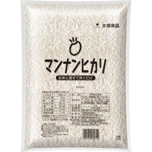 大塚食品 4901150530712 マンナンヒカリ 1kg|kadenya