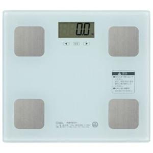 ●オーム電機 HB-KG11R3-W 体重体組成計 ホワイト