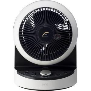 【納期目安:1週間】ユーイング UCF-DHR18M-W DCエアマルチ扇風機(ホワイト) (UCFDHR18MW)|kadenya