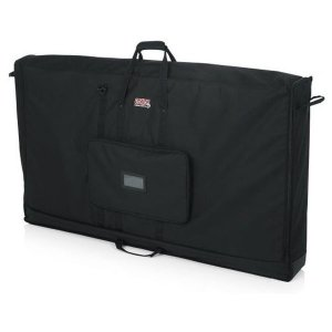 <title>Gator Cases G-LCD-TOTE60 パッド入りLCD トランスポート バッグ 60
