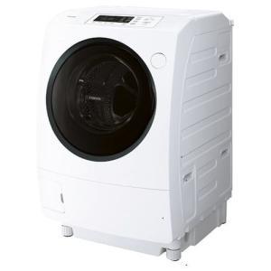 ●東芝 TW-95G8L(W) ドラム式洗濯乾燥機 ZABOON(ザブーン) (洗濯9.0kg /乾...