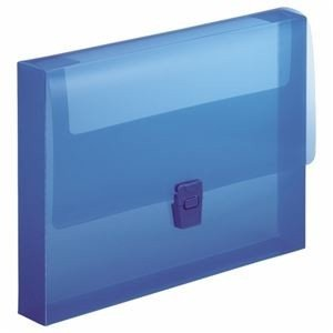 ds-2236518 まとめ ハイクオリティ  お洒落 ライオン事務器 ハンドファイル A4背幅40mm ds2236518 CS-860 ×30セット ブルー 1冊