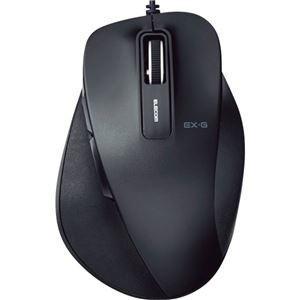 <title>ds-2223899 まとめ エレコム EX-G有線BlueLEDマウス Mサイズ ブラック M-XGM10UBBK 1個 ×10セット 代引き不可 ds2223899</title>