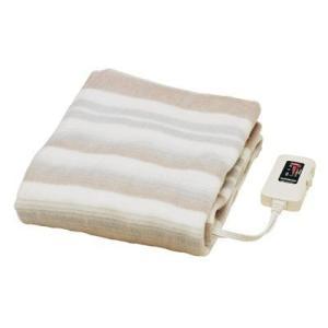 椙山紡織 NA-013K 【日本製】電気掛敷毛布 【暖房通販】 (NA013K)|kadenya