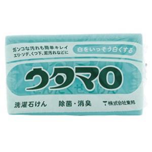 MRTS-33956 【80個セット】ウタマロ洗濯石けん133g (MRTS33956)