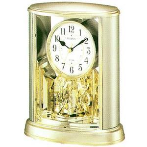 シチズン 4SG724-018 「置時計「サルーン」」|kadenya