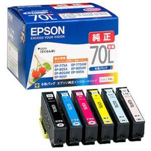 エプソン IC6CL70L インクカートリッ...の関連商品10