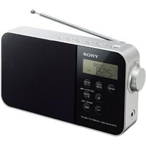 【納期目安:約10営業日】ソニー ICF-M780N FM/AM/ラジオNIKKEI PLLシンセサイザーポータブルラジオ (ICFM780N) (ICFM780N)|kadenya