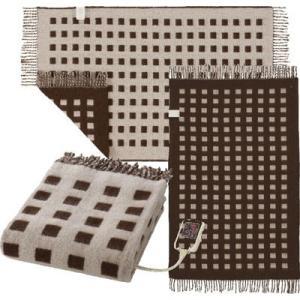 椙山紡織 SB-H501-BE 大判サイズの電気ひざ掛け(ベージュ) (SBH501BE)|kadenya