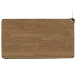 椙山紡織 SB-TM110-N テーブルの下にちょうどいいサイズ!ホットテーブルマット(ナチュラルブラウン) (SBTM110N)|kadenya