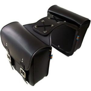 ITPROTECH YT-BKSIDEBAG ITPROTECH バイク用サイドバッグ アメリカンタイプ (YTBKSIDEBAG)|kadenya
