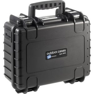 B&W International BW0006 B&W OUTDOOR CASES TYPE3000(黒)|kadenya