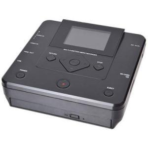 サンコー MEDRECD8 PCいらずでDVDにダビングできるメディアレコーダー|kadenya