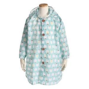 ●リュックやランドセルを背負ったまま着られるキッズ向けのレインコートです。