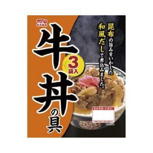 丸大食品 4902715041926 牛丼の具 ...の商品画像