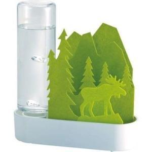 積水樹脂 4906648103089 セキスイ ECO 加湿器 うるおいアニマル ちいさな森 グリーン・エルク(シカ) セキスイ製|kadenya