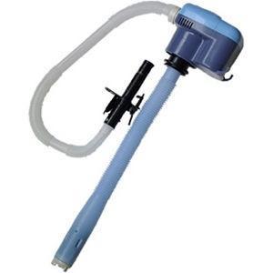 センタック 4905390100186 灯油ポンプ 電動 乾電池式 スーパーポンプ直付 SP-300F|kadenya