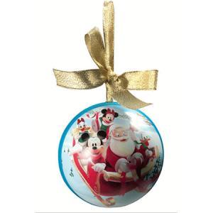 ミッキー&フレンズ オーナメントティン チョコチップクッキー[Disny]ギフト・クリスマスオーナメント|kaderia