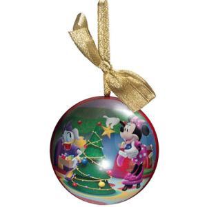 ミッキー&フレンズ オーナメントティン チョコチップクッキーミッキー・デイジー[Disny]ギフト・クリスマスオーナメント|kaderia