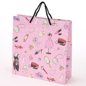 ペーパーバッグM ファッション手提げ紙袋業務用紙袋・ラッピング・ギフト・|kaderia