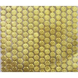 ブレード ゴールドクロモスライン フラワー 小[American Handicrafts]アメリカンハンディクラフトネイルアート|kaderia