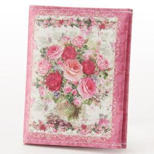エルスカローズ カードケース  [ETOILE]エトワール バラ・ピンク・母の日・ギフト・プレゼント・女性 kaderia